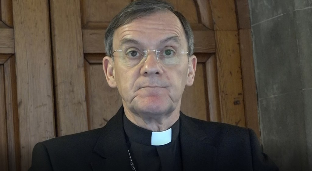 A Message from Bishop John about Covid-19